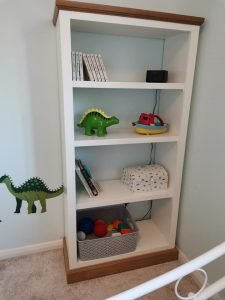 Bespoke Bookcase made to order